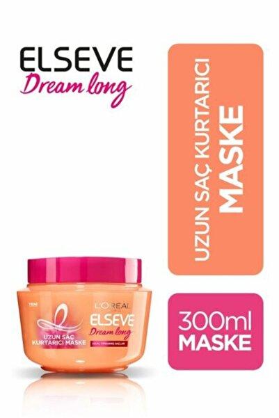 ELSEVE Saç Maskesi - Dream Long Uzun Saç Kurtarıcı 300 Ml 3600523763856