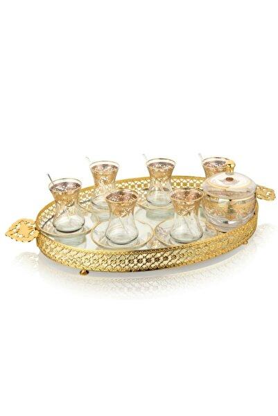 Pierre Cardin Mirenda Gold Çay Seti