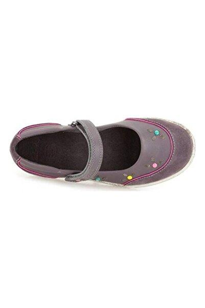 CLARKS Kız Çocuk Ayakkabı Ortopedik Dana Dotty