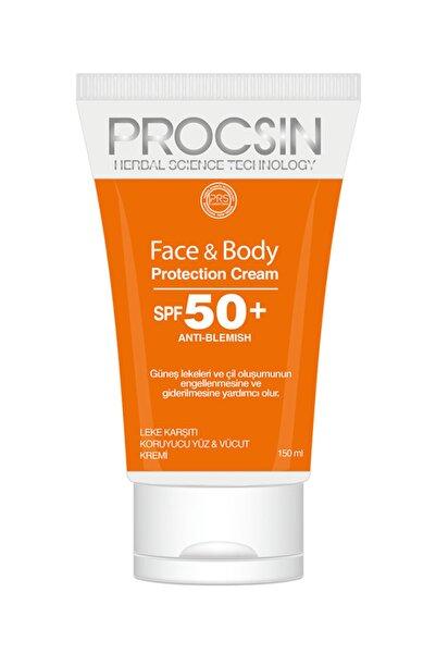 Procsin Procsın Güneş Kremi Koyu Leke Karşıtı Spf 50 150 ml