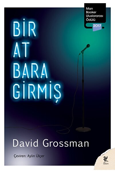 Siren Yayınları Bir At Bara Girmiş - David Grossman