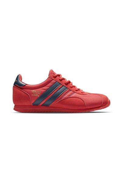 Lescon Erkek Kırmızı Günlük Spor Ayakkabı