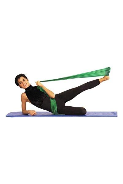 THERABAND Thera Band 1,5 Metre Yeşil Egzersiz Pilates Bandı