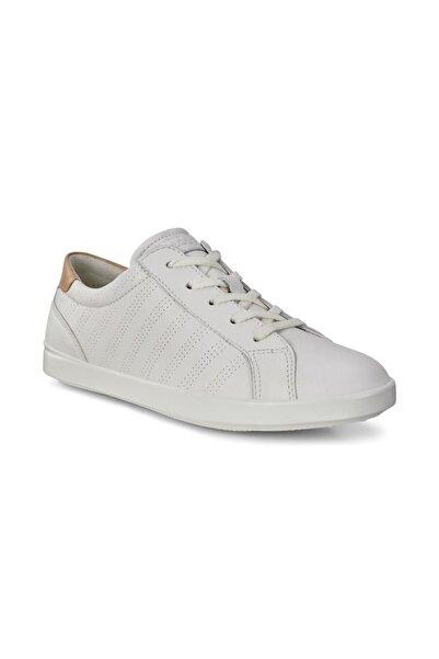 Ecco Kadın Beyaz Sneaker