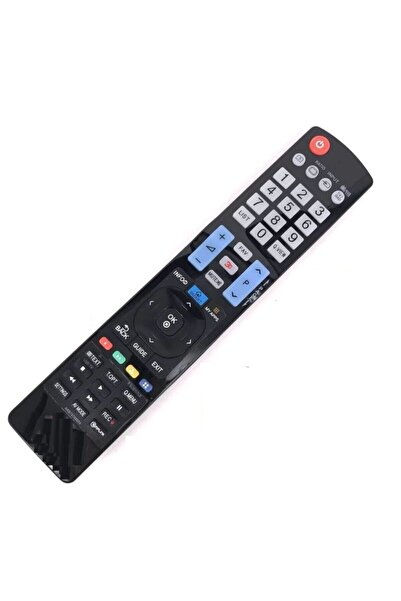 LG Elektronik Sihirli Akıllı Mouse Kumanda Yerine Tüm Model Smart 3d Tv Televizyon Tuşlu Kumanda