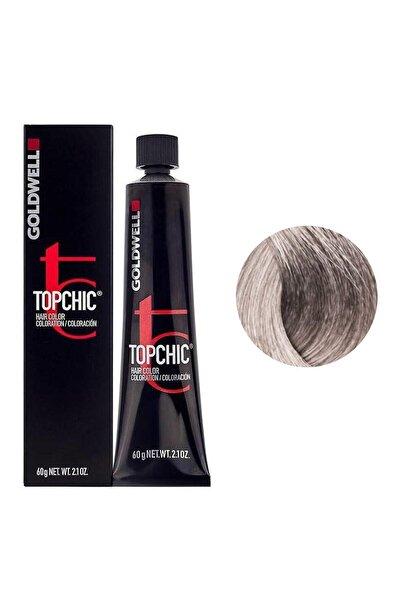 GOLDWELL Topchic Kalıcı Saç Boyası 60 Ml - 11v Ekstra Açık Viyole Sarı + Oksidan