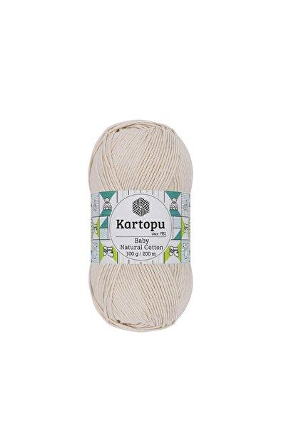 Kartopu Baby Natural Cotton K793 Örgü Ipi