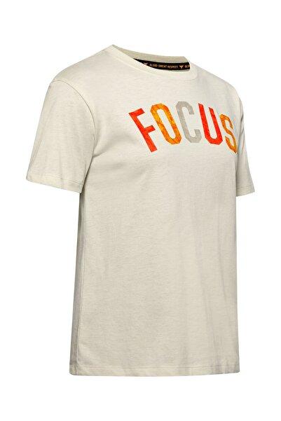 Under Armour Kadın Spor T-Shirt - Ua Project Rock Focus Ss - 1355714-110