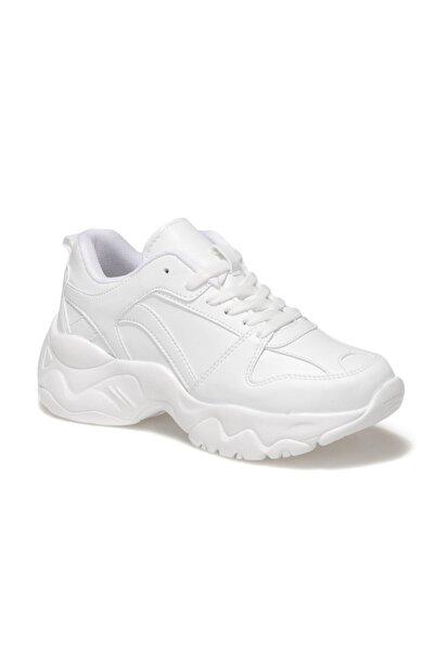 Torex Kadın Beyaz Sneaker