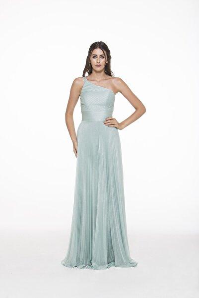 MAXXE 4743fs Clair Tek Omuz Simli Elbise