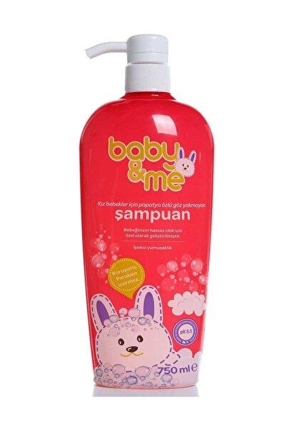 Baby&Me Kız Şampuan 750 ml
