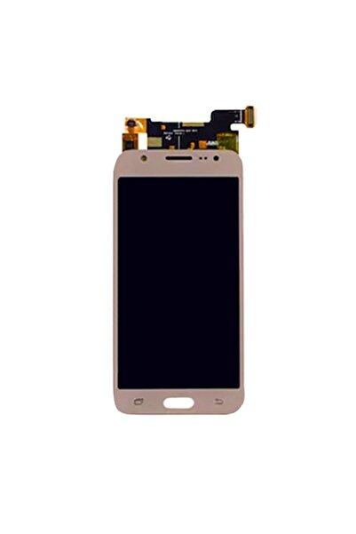 tekyerdenal Samsung Galaxy J5 J500 Lcd Uyumlu Dokunmatik Gold Ekran