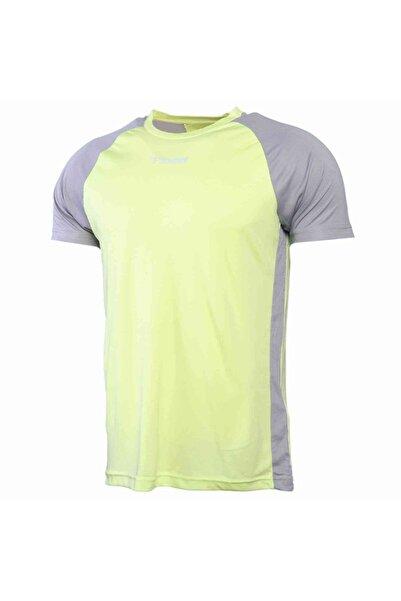 HUMMEL Erkek Sarı Teo Kısa Kollu Tişört