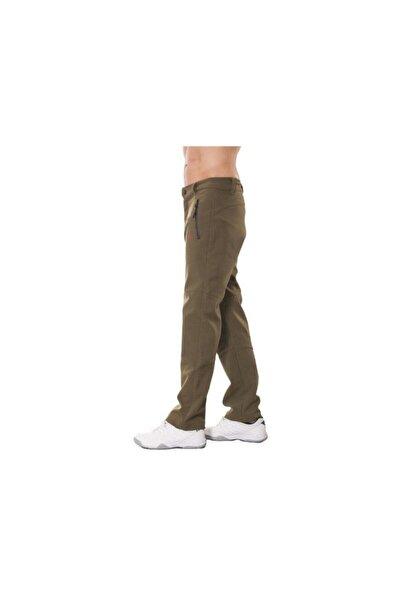Crozwise Kadın Softshell Outdoor Pantalon 2104-04 Haki Renk