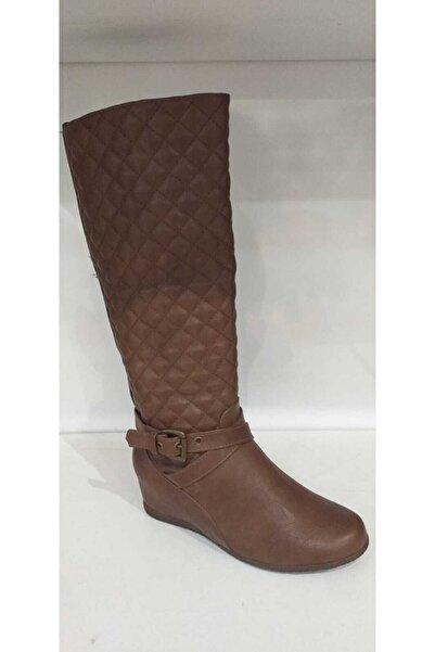 Polaris Kadın Kahverengi Çizme