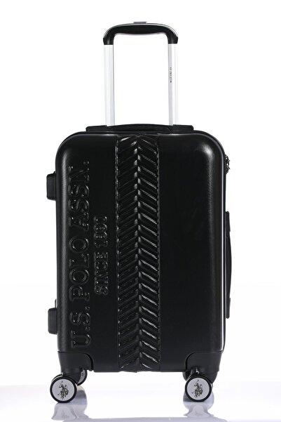 U.S POLO Plvlz8058-s Siyah Unısex Kabin Boy Valiz