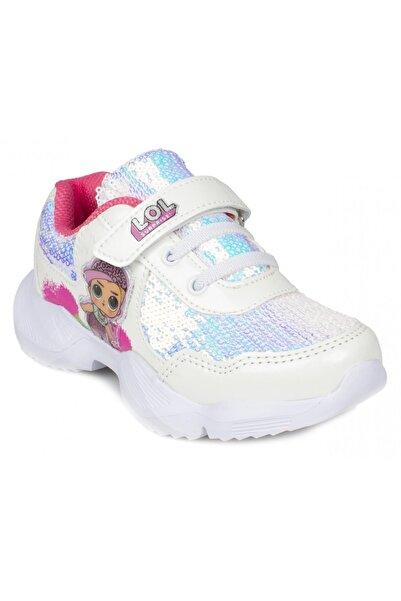 LOL Beyaz Çocuk Spor Ayakkabı