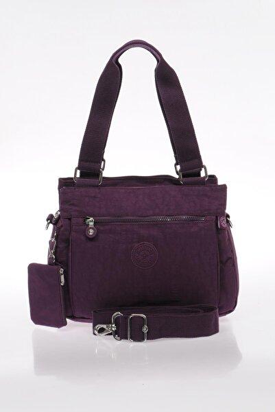 SMART BAGS Smb1125-0027 Mor Kadın Omuz Çantası