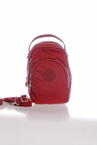 SMART BAGS Smb3031-0021 Bordo Kadın Çapraz Çanta
