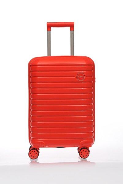 Fossil Fsy1137-s Kırmızı Unısex Kabin Boy Valiz