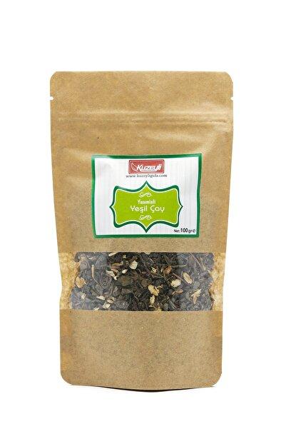 Kuzeyli Gıda Yaseminli Yeşil Çay 100 Gr