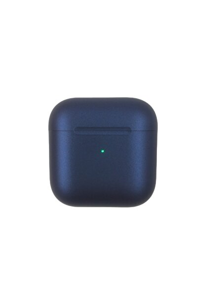 LETANG Airpods Pro4 Mat Bluetooth Kulaklık Apple Iphone Android Uyumlu Lacivert