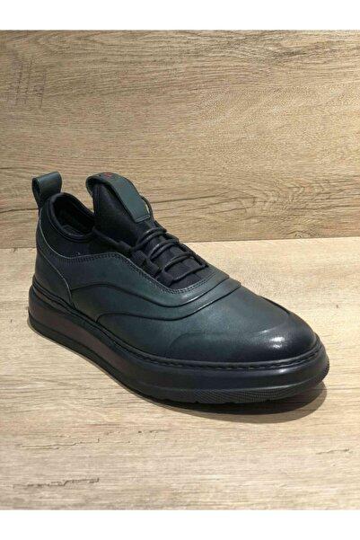 Pierre Cardin Erkek Haki Casual Ayakkabı