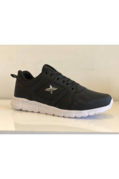 Twingo Erkek Siyah Bağcıklı Ayakkabı