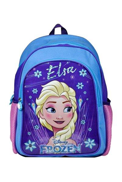 Hakan Çanta Frozen Elsa Simli Ilkokul Çantası - 96459