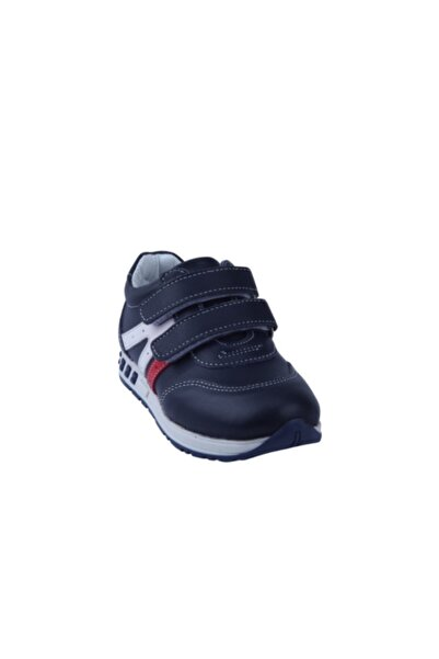 Toddler Bebek Deri Ortopedik Ayakkabısı 00212