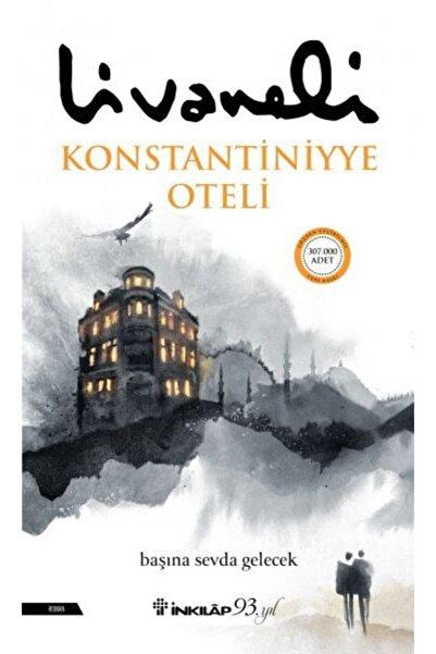 İnkılap Kitabevi Konstantiniyye Oteli Ciltli