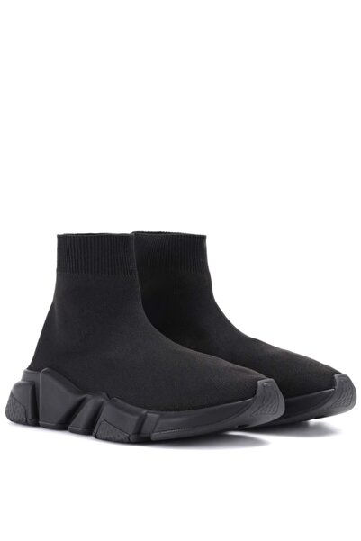 Sivarro William Siyah Sneaker Ayakkabı