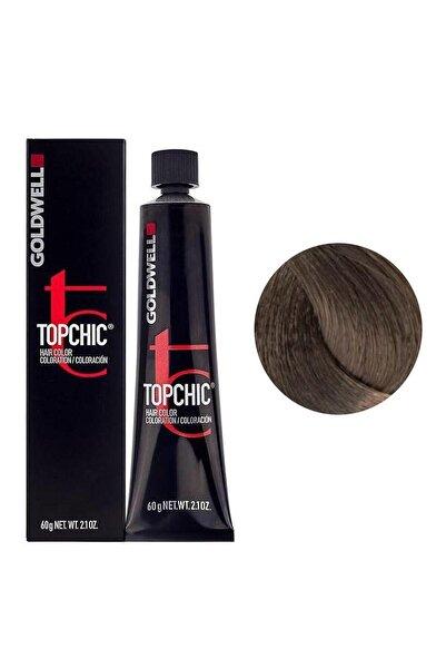 GOLDWELL Topchic Kalıcı Saç Boyası 60 Ml - 8n Açık Kumral Ve Oksidan