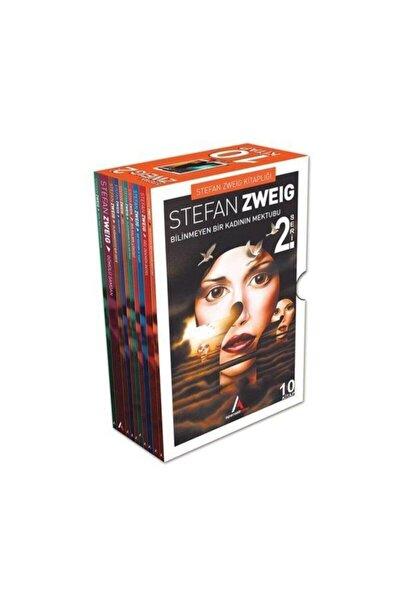 Aperatif Kitap Yayınları Stefan Zweig Seti 10 Kitap Set 2