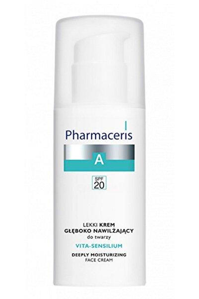 Pharmaceris Vita Sensilium Deeply Mouisturizing Light Cream Spf20 50 Ml (derin Nemlendirici Krem)