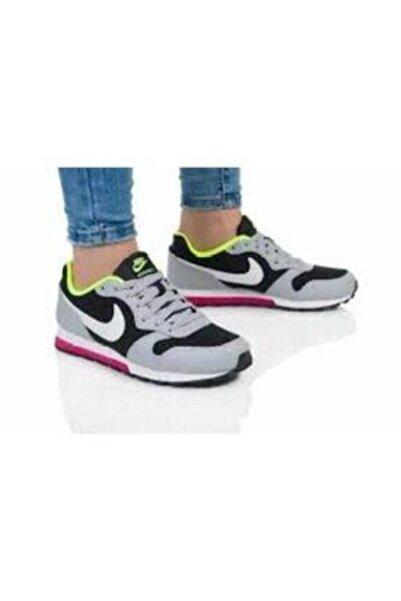 Nike Unisex Çocuk Gri Md Runner 2 Sneaker 807316-016