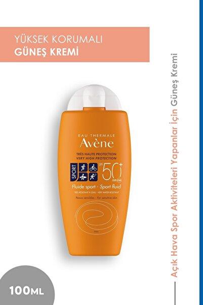 Avene Fluid Sport Güneş Koruyucu Krem Spf 50 100 ml.