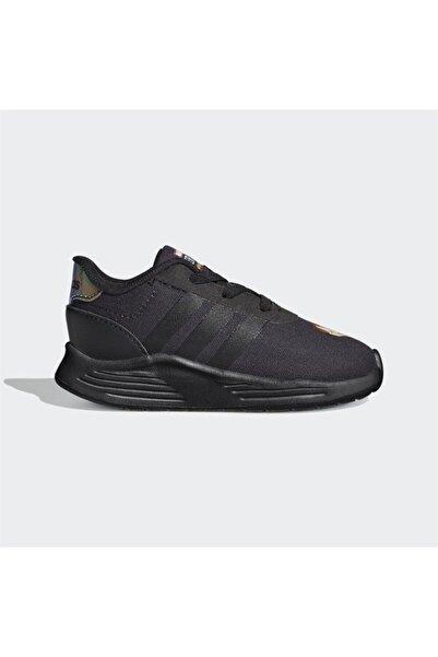 adidas Unisex Çocuk Siyah Günlük Spor Ayakkabı Lite Racer 2.0
