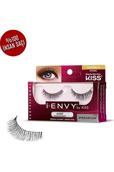 Kiss I-envy Komple Takma Kirpik %100 Insan Saçı