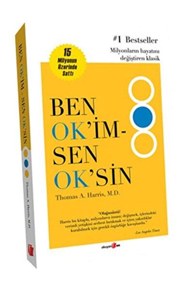 Okuyan Us Yayınları Ben Ok'im Sen Ok'sin - Thomas A. Harris 9786054054749