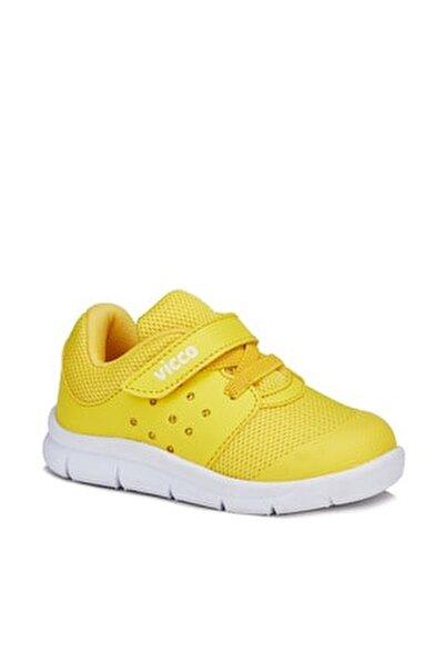 Mario Unisex Çocuk Sarı Spor Ayakkabı
