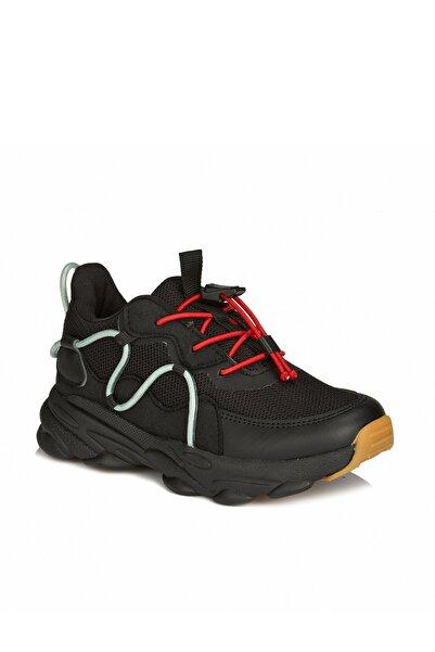 Vicco Baxi Unisex Çocuk Siyah Sneaker