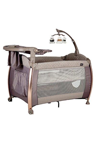 Prego 8038 Panama 75x110 Bebek Oyun Parkı Yatak Beşik