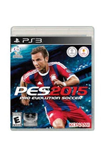 KONAMI Pro Evolution Soccer 2015 Pes15 Ps3 Oyunu