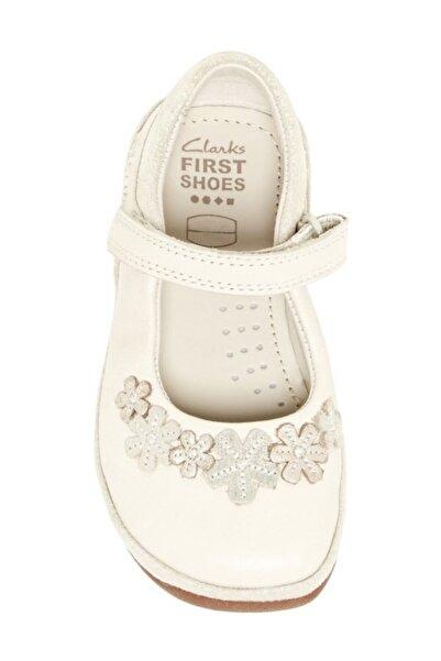 CLARKS Kız Çocuk Ortopedik Ayakkabı  Elza Cotton