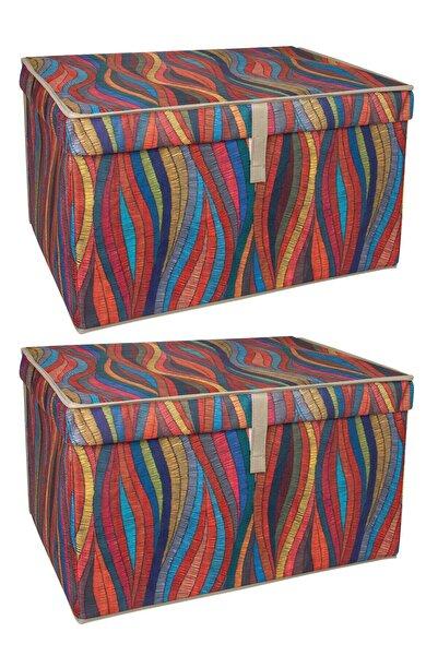 TRENDRA Çok Amaçlı Kutu Maxi 2'li Set Elegant
