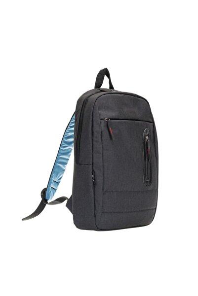 PLM Castelo 15.6 Inç Laptop Sırt Çantası Siyah