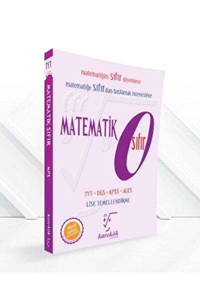 Karekök Yayınları Matematik 0 Sıfır