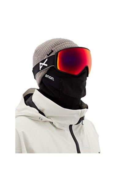 Anon Erkek Kırmızı M4 T Goggle Kayak Gözlüğü