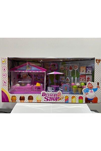 Canda Oyuncak Canda 71022-2 Işıklı Sesli Dondurma Dükkanı